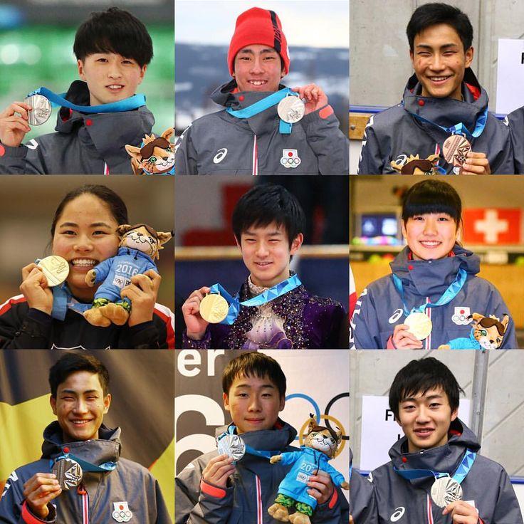 「チームがんばれ!ニッポン!」さんはInstagramを利用しています:「リレハンメルユースオリンピックが閉幕。日本は金3、銀5、銅1の計9つのメダルを獲得しました。日本代表選手団へのご声援、どうもありがとうございました!次回は2020年にスイスのローザンヌで行われます。 Thank you for all your support. See you in #Lausanne2020 !! #Lillehammer2016 #iLoveYOG #TEAMNIPPON #japaneseolympiccommittee」
