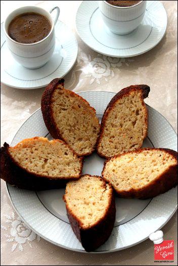 Portakal Soslu & Yoğurtlu Kek