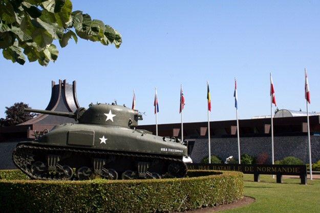 Museum Schlacht um die Normandie