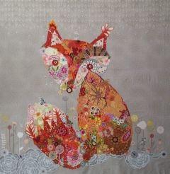 Freida Collage Quilt  Pattern by Laura Heine