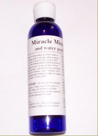 Jim Humble's Original Formula Miracle Mineral Supplement