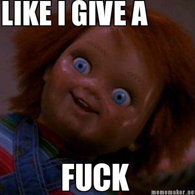 Chucky meme