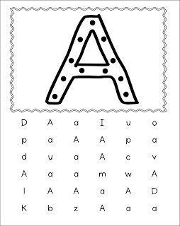 275 best images about Kindergarten alphabet on Pinterest | The ...