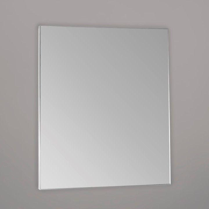 Tyylikäs krominvärinen Mira-kehyspeili saatavilla koossa 60x70cm sekä 70cm x 90 cm. Kehyksen materiaali on muovia. Peilin kehyksessä on esiporatut reiät Esther 494 Led-valaisimelle. Voidaan asentaa joko vaakaan tai pystyyn. #mira #kehyspeili #peili #gripshop #kylpyhuone