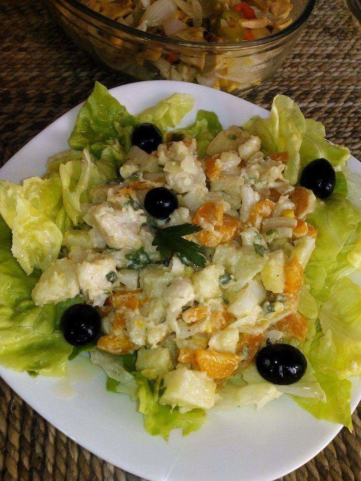 Salade macédoine