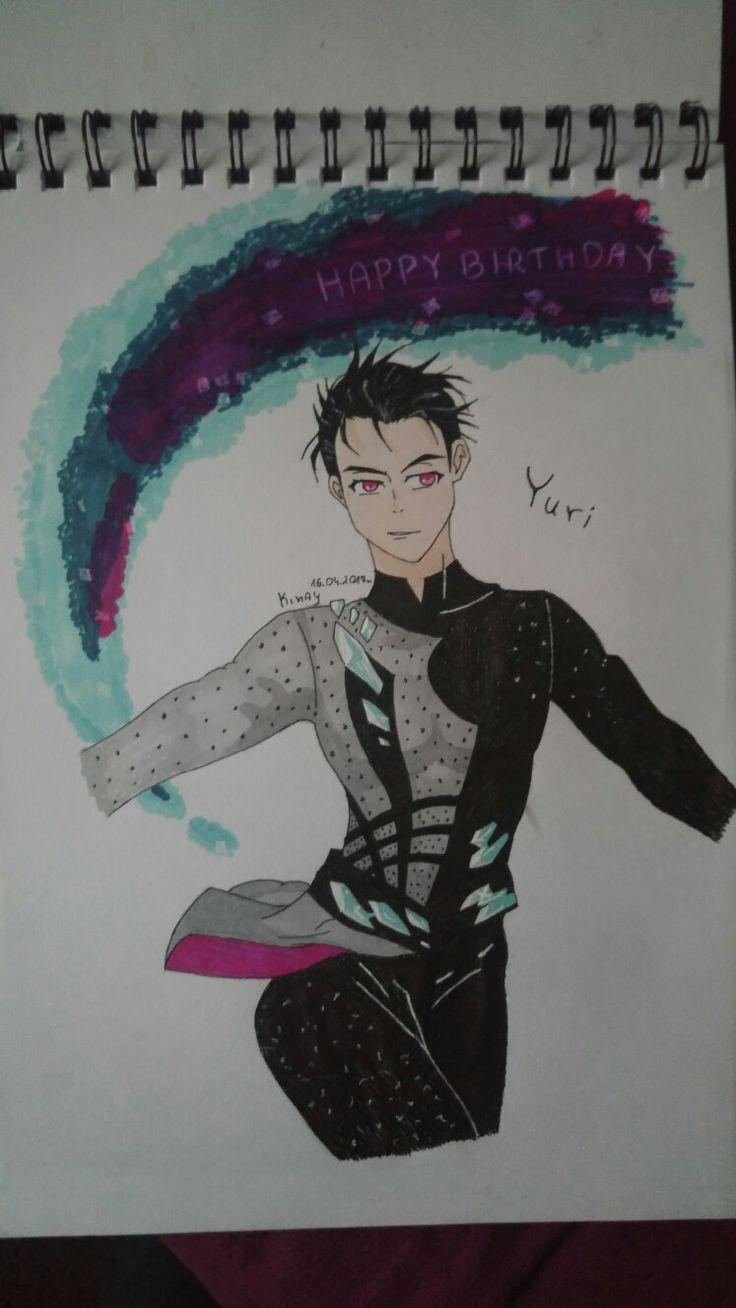 Yuri Katsuki - Yuri on Ice