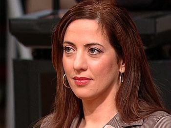 ACraftyArab 99 Arab American Women: Lorraine Ali