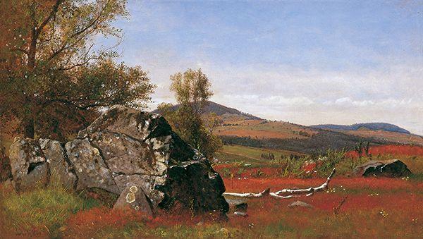 Summer in the Catskills- James McDougal Hart