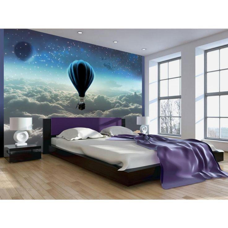 Fototapete Fantasy für echte Träumer. #fototapete #fototapeten #home #decor #wallpapers #fantasy