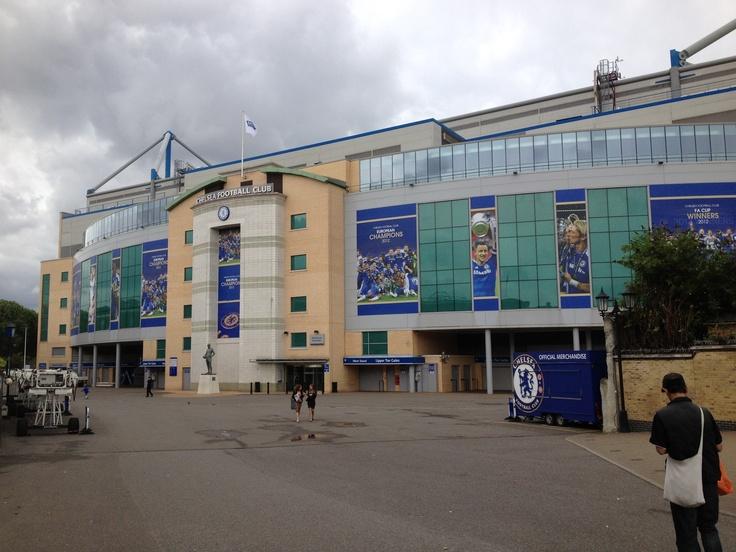 Chelsea Stadium. Summer 2012