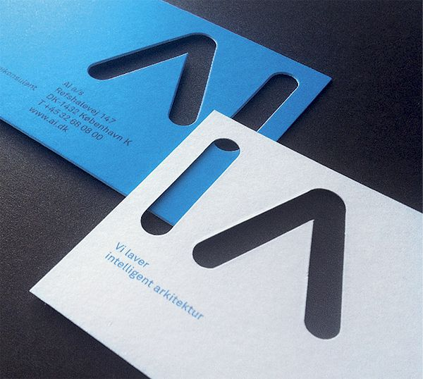 Corporate & Brand Identity  /  AI Gruppen by Robert Daniel Nagy