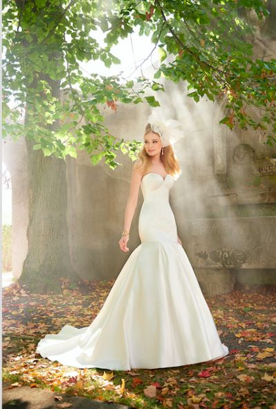 Matty 2016 by Matthew Christopher Bridal Collection - Gwyneth Wedding Dress