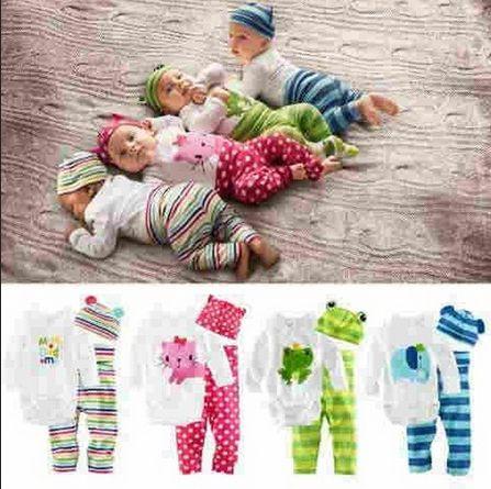 Apa sih baby jumper itu? Baby Jumper itu kaos terusan. Biasanya terdapat kancing di bagian kakinya. Sangat cocok untuk bayi yang usia sekita...