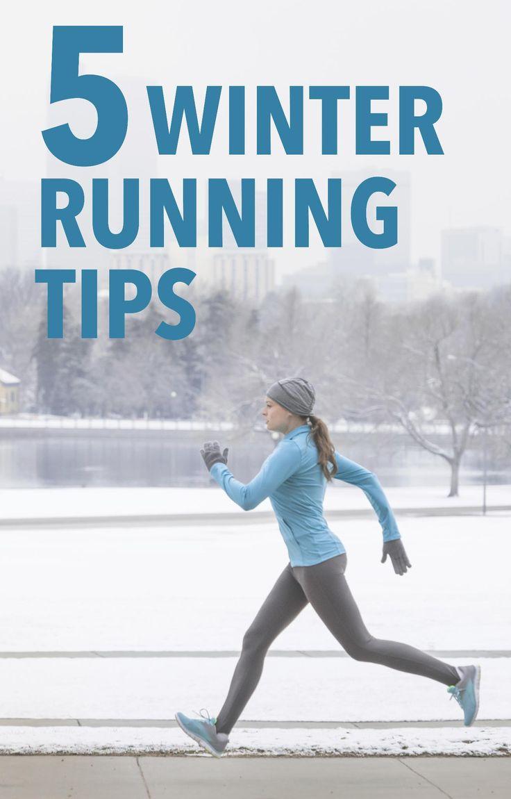 5 Winter Running Tips