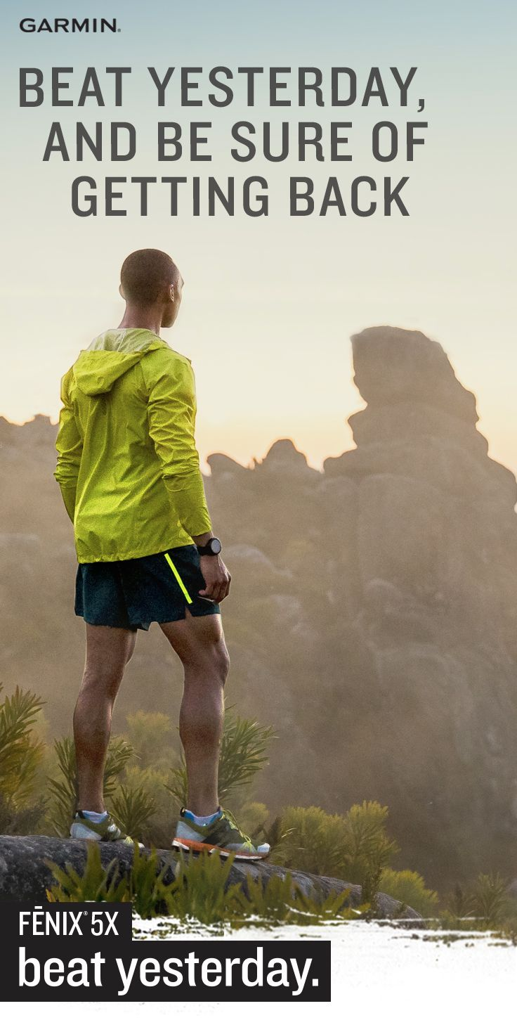 The ultimate multisport GPS watch with color TOPO U.S. mapping, wrist-based heart rate and outdoor navigation features