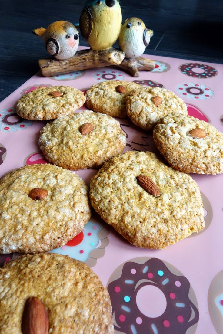 Ghriba czyli marokańskie bezglutenowe ciasteczka migdałowe