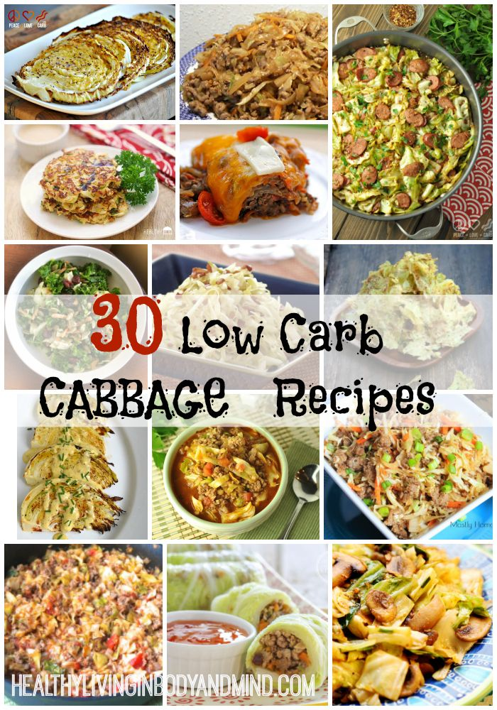 172 best best cabbage recipes images on pinterest healthy diet 30 low carb real food cabbage recipes forumfinder Choice Image
