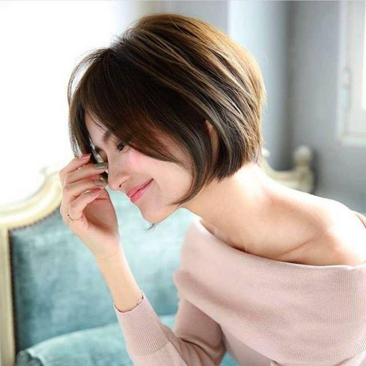 kurze Frisuren – Niedliche kurze Frisuren und Haarschnitte für junges Mädchen
