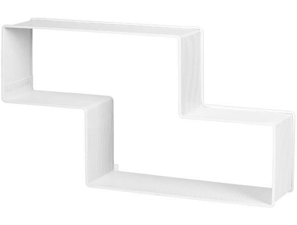 GUBI // Matégot Dedal Bookshelf in white