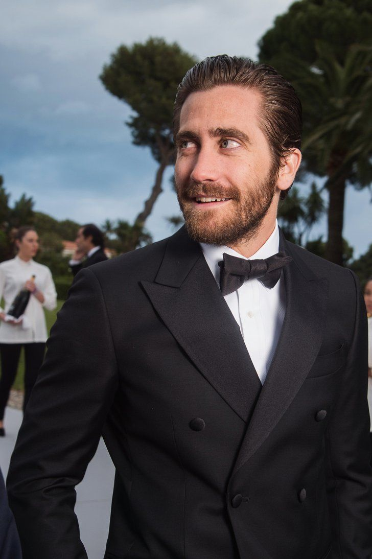 """Pin for Later: Die amfAR Gala ist der """"Place to be"""" in Cannes Jake Gyllenhaal"""