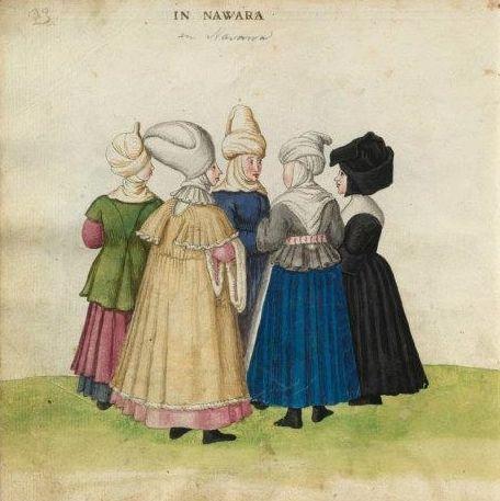 Codex Madrazo-Daza. 16th century. National Library of Spain.