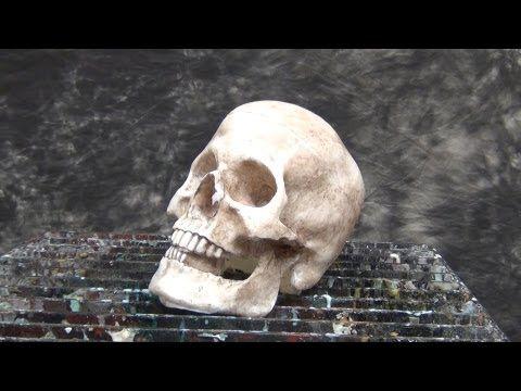 Resin Casting Tutorial: Skull Cast - YouTube