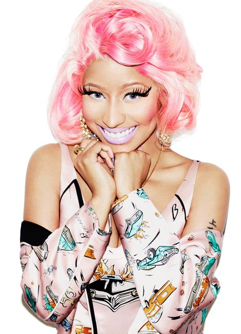 NICKY MINAJ PINK FRIDAY: ROMAN RELOADED COVER ART / TRACKLIST