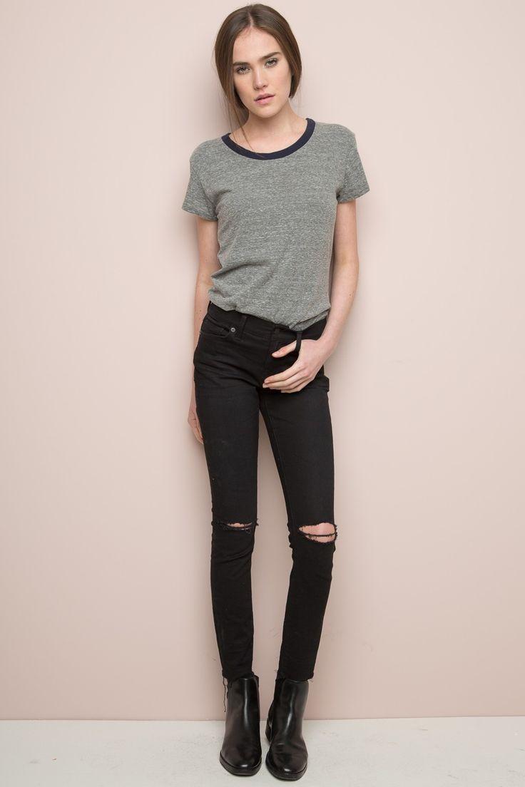 Brandy ♥ Melville | Karley Top - Tees - Tops - Clothing