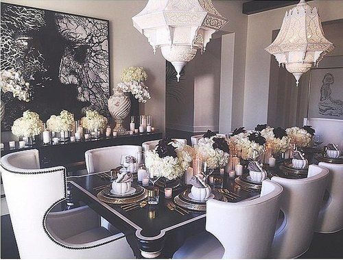 7 Ways To Steal The Kardashians Signature Home Style