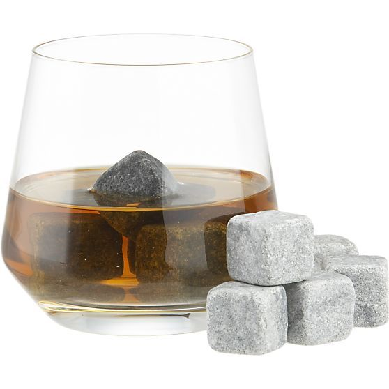 Whisky Stones | Crate and Barrel