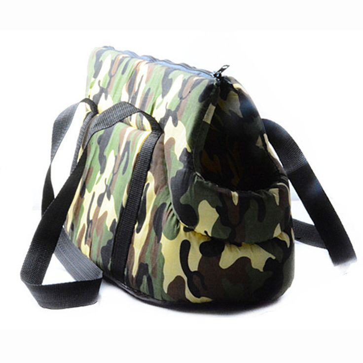 Pet bag dog carrier ,travel carrying bag for dogs cats Camouflage print small dog cat outdoor bag sac de transport pour chien // Worldwide FREE Shipping //     #dogsupplies