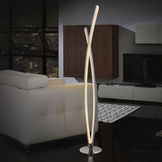 Lámparas de pie : Lámpara de Pie en Led Dimmable