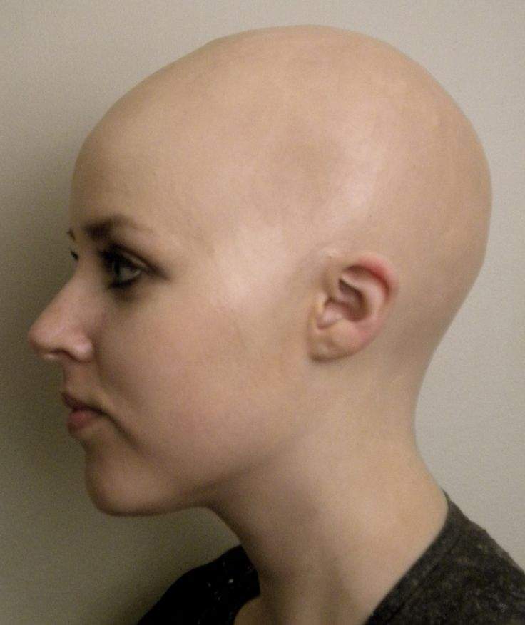 Can longhair or shaved head think, you