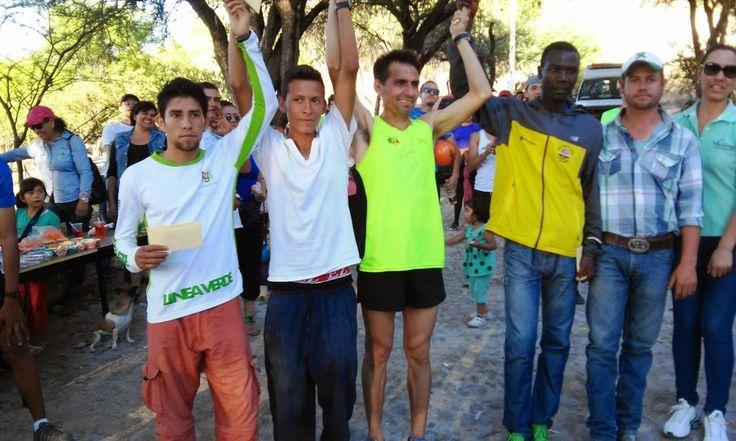 Keniano Cosmas Ondino se queda con la carrera del Chilarillo ~ Ags Sports
