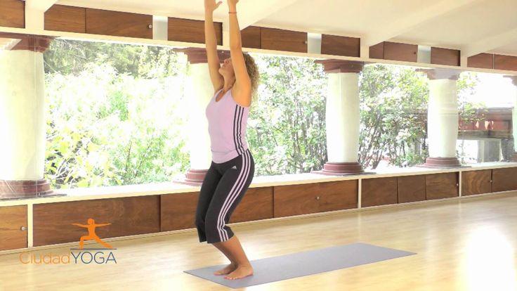 Clase de Yoga completa con ejercicios que ayudan a perder peso  (recuerda que para adelgazar de manera equilibrada es conveniente combinar una alimentación sana con ejercicio frecuente).