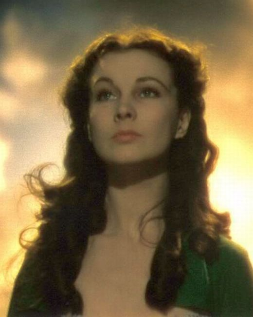 """Vivien Leigh Scarlett O'Hara """"Gone With The Wind"""""""
