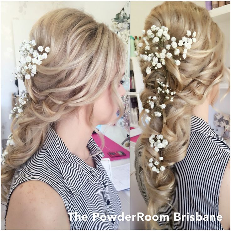 Hairstyles Real Bride 44
