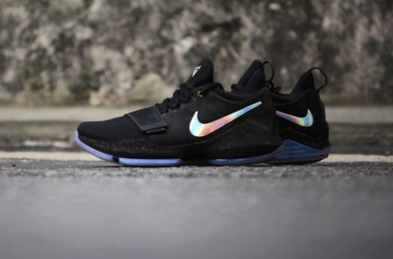 The Upcoming Nike PG 1 Pre-Heat Is Stealthy
