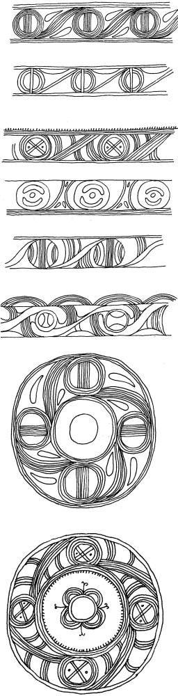 Трипільський орнамент