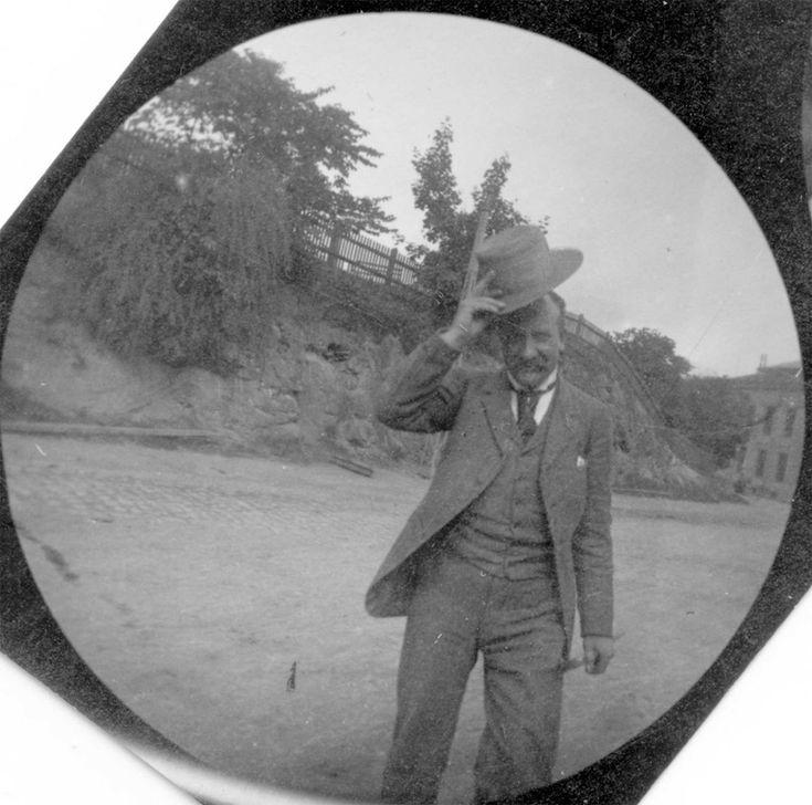 Pionnier de la photographie de rue et mathématicien, l'histoire de Fredrik Størmer