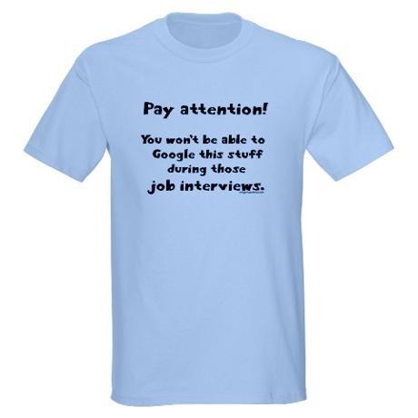 http://www.cafepress.com/+pay_attention_funny_teacher_light_tshirt,459703033