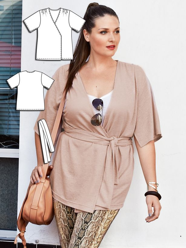 70 best burda clothes plus size images on pinterest | sewing ideas