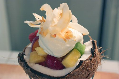 lisa is cooking: Summer Ambrosia | Plating/ Food Design | Pinterest