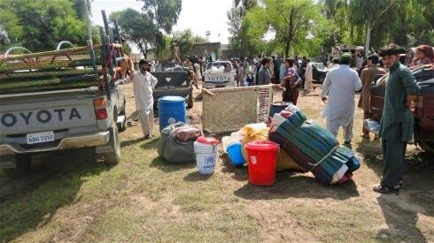 Pakistan: IDPs likely to return to roofless homes in Pakistan's Tirah Valley