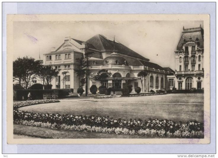 Casino, Grand Hotel in Cabourg