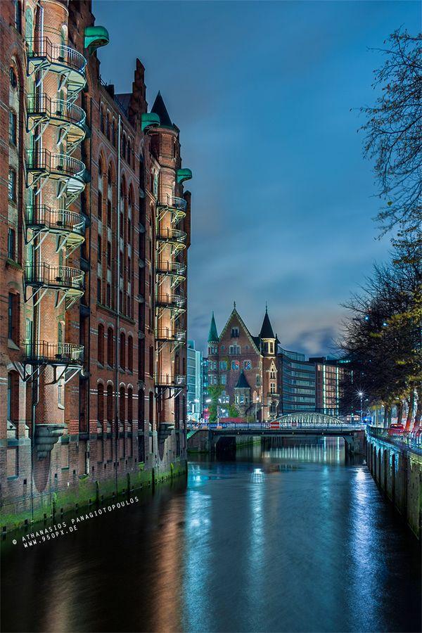 Rainless Minutes - Hamburg, Germany