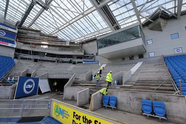 Twitter / OfficialBHAFC: #extraseats The North West ...