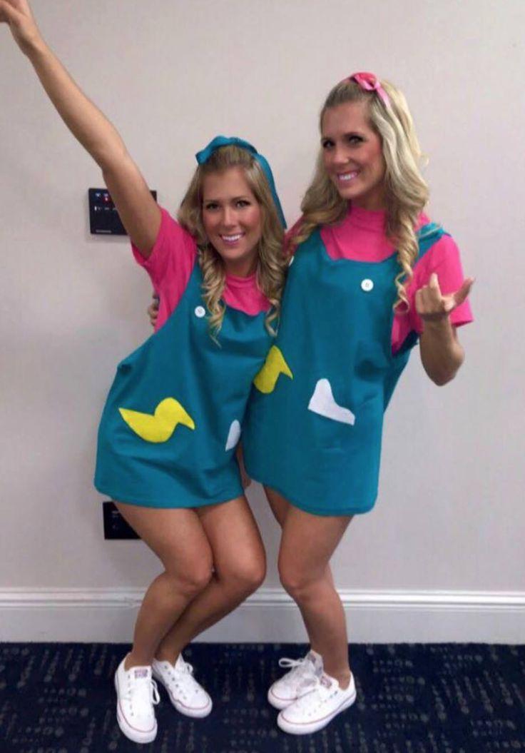 Best 25 Twin costumes ideas on Pinterest Friend costumes Best