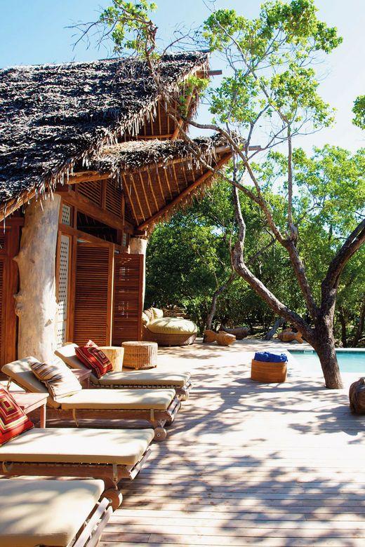 """Yoga Retreat"" - Vamizi Island"