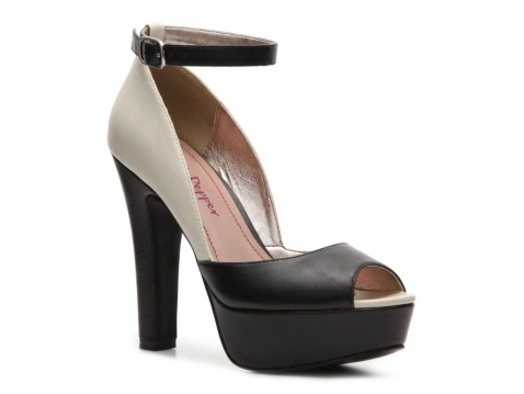 """My very first purchase with my very first """"Big Girl Paycheck"""": Pink & Pepper Leilla Pump. They remind me of you @April Logan! ;D: Peep, Leilla Pump, Style, Dsw, Woman Shoes, Pink, Pepper Leilla, High Heels"""